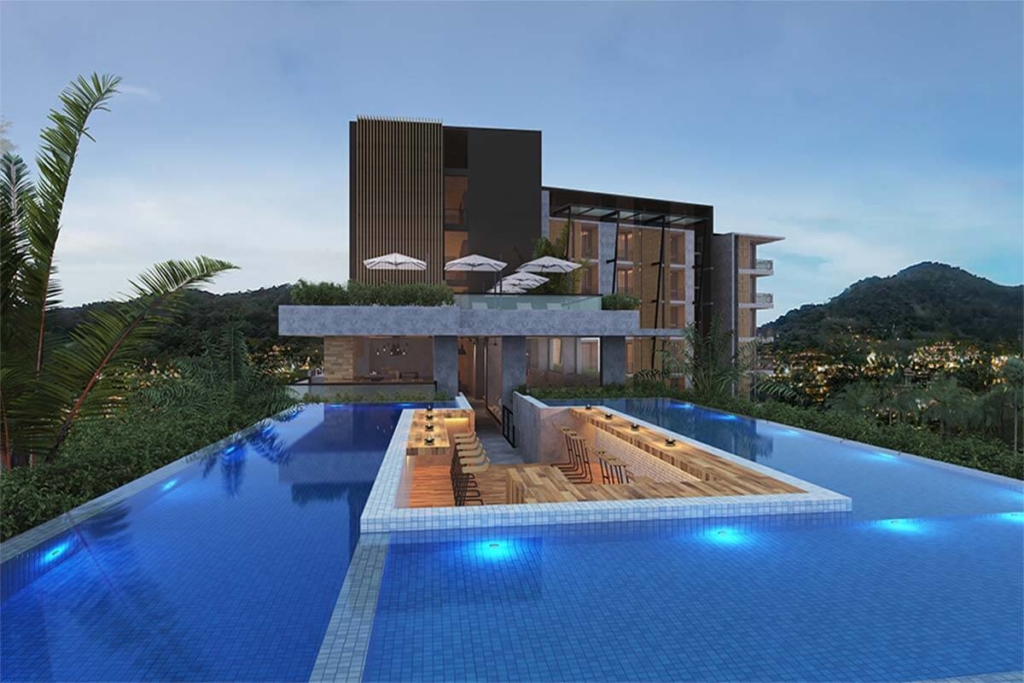 ReLife Studio Condo for Sale in Nai Harn Phuket with Guaranteed Rental Income