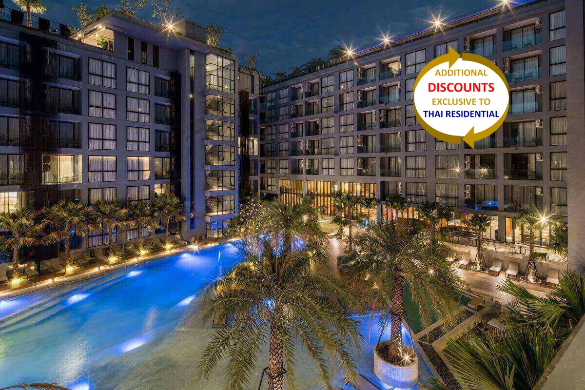 1 Bedroom Fully Furnished Resort Condo near Kamala Beach, Phuket