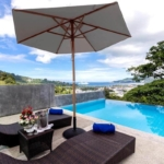 Patong Bay Hill 1 Bedroom Sea View Pool Access Condo for Sale in Patong Phuket