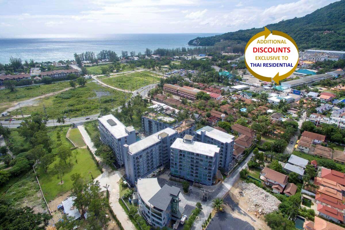 2 Bedroom Fully Furnished Resort Condo for Sale near Kamala Beach, Phuket