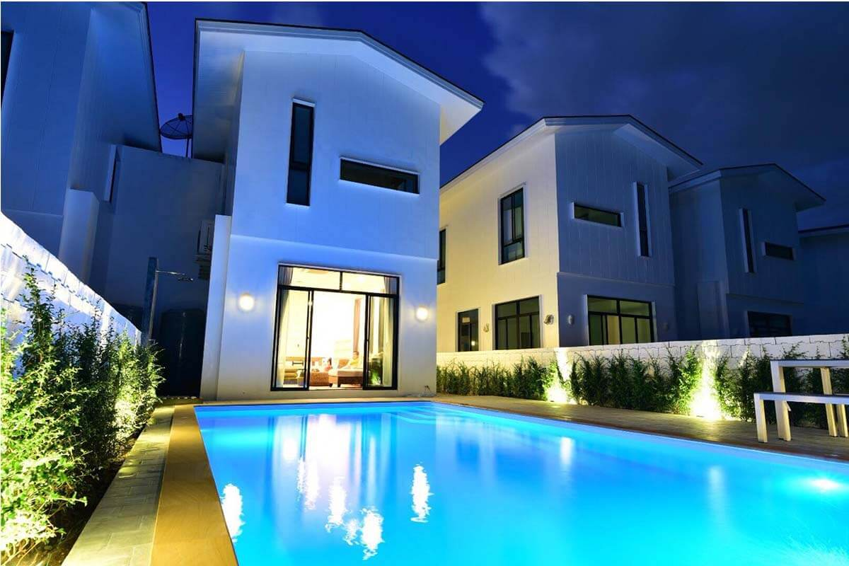 Mono Loft House 3 Bedroom Villa for Rent in Palai Phuket