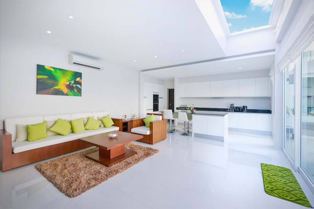 3 Bedroom Pool Villa for Vacation Rent in Rawai Phuket