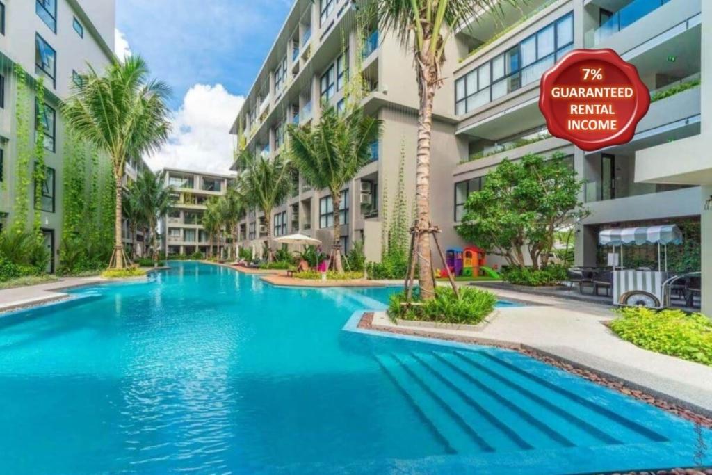 1 Bedroom Condo for Sale near Bang Tao Beach, Phuket
