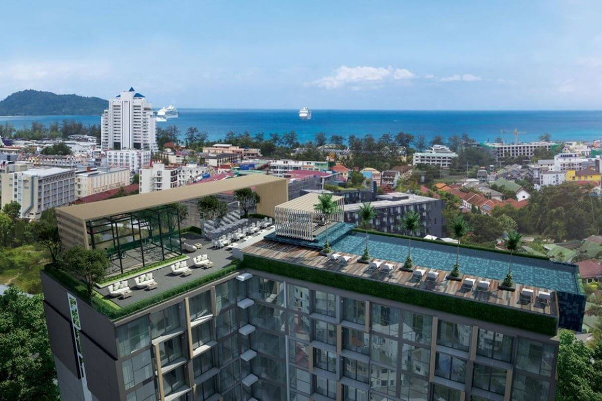 1 Bedroom Fully Furnished Condo for Sale near Patong Beach, Phuket