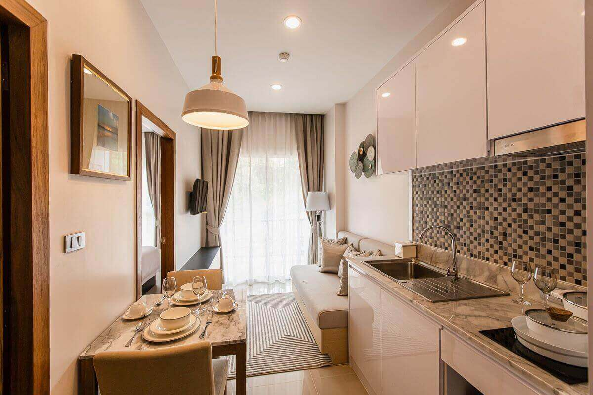 1 Bedroom Condo for Sale near Karon Beach, Phuket