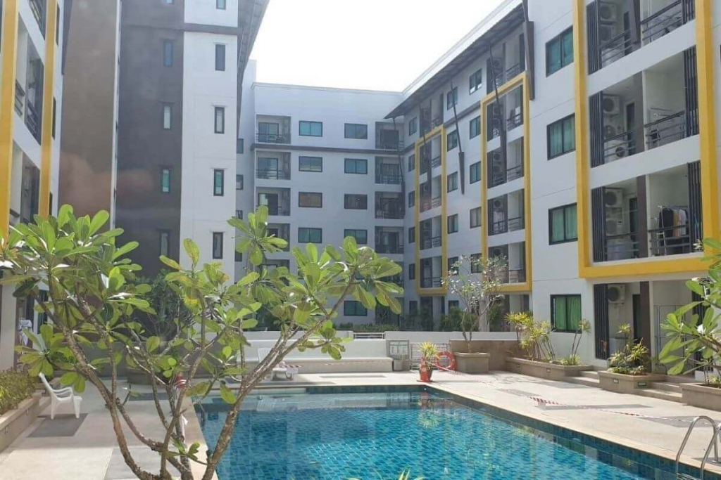 1 Bedroom Foreign Freehold Condo for Sale by Owner at Ratchaporn Place in Kathu, Phuket