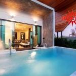 2 Bedroom Semi-Detached Pool Villa for Sale near Palai Beach in Chalong, Phuket