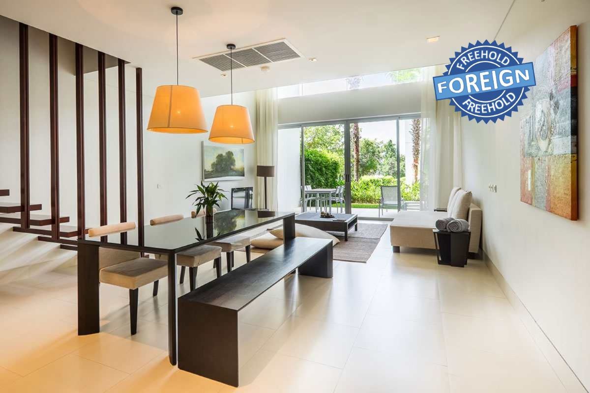 2 Bedroom Foreign Freehold DuplexTownhouse for Sale in Yamu, Phuket