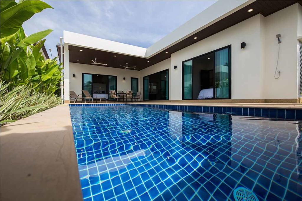 Intira Villa 2 Bedroom Pool for Sale in Rawai Phuket
