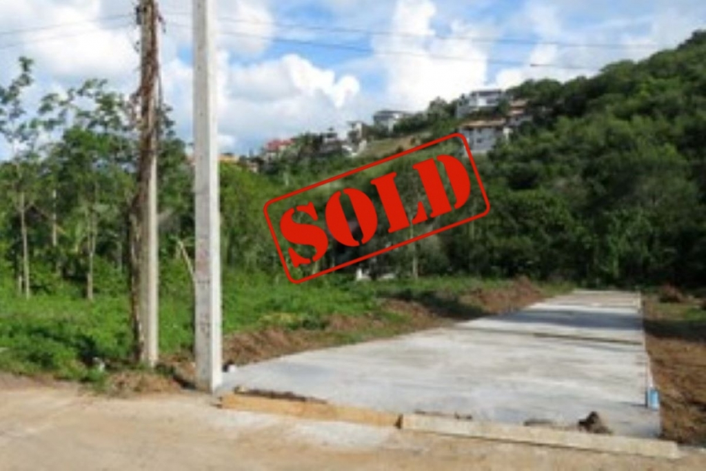 115 Thalang Wah (460 sqm) Land for Sale by Owner in Rawai, Phuket