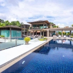 7+1 Bedroom Sea View Luxury Pool Villa in Layan, Phuket