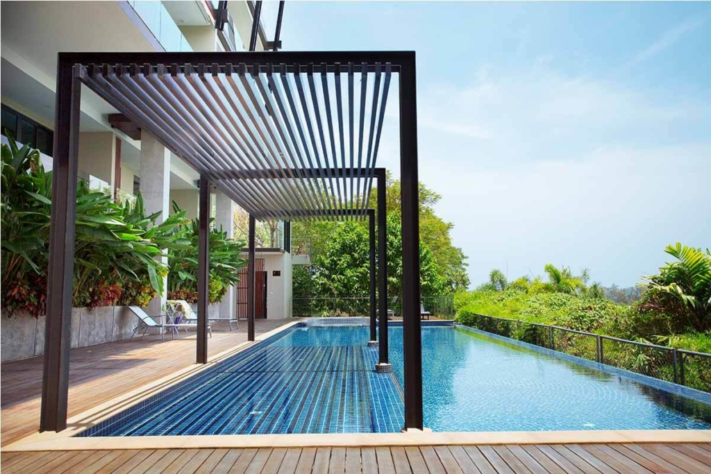 At The Tree 1 Bedroom Sea View Condo for Rent near Rawai Beach Phuket