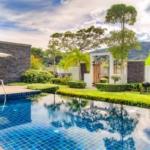 Nai Harn Baan-Bua 3 Bedroom Pool Villa for Rent near Nai Harn Beach Phuket