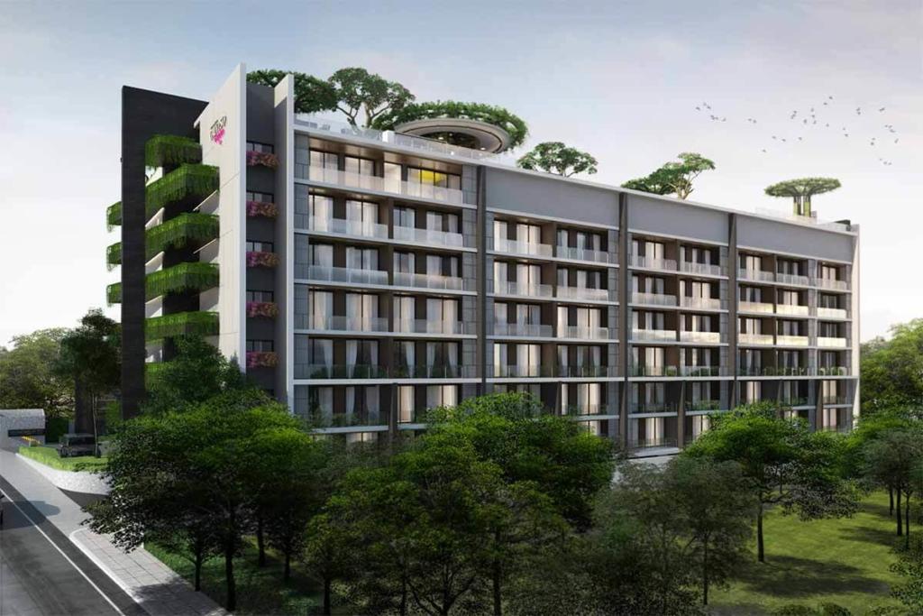 Calypso Condo 1 Bedroom Sea View Condo for Sale near Rawai Beach Phuket