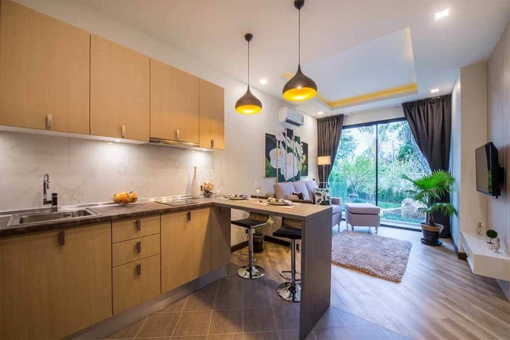 Calypso Garden Residence Кондо для продажи в Раваи Пхукет