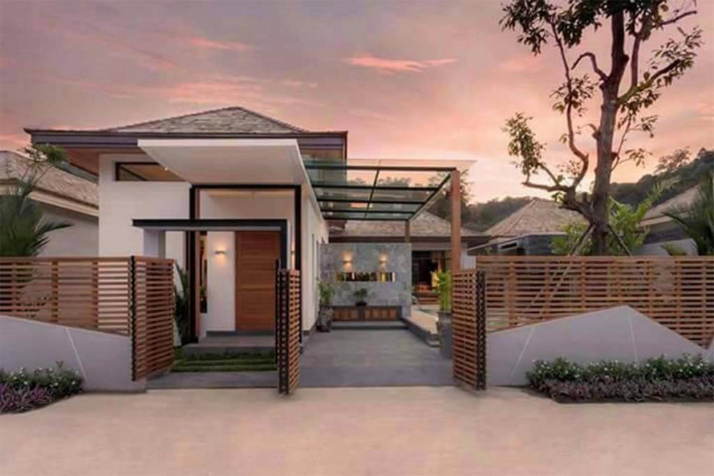 3 Bedroom Boutique Pool Villa for Sale in Kamala, Phuket