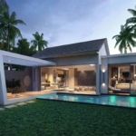 Cocoon Villas 2 Bedroom Pool Villa for Sale in Nai Yang Phuket