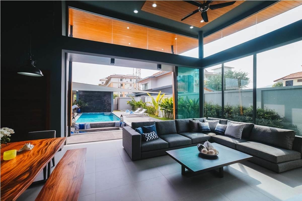 Crystal Villa for rent in Rawai