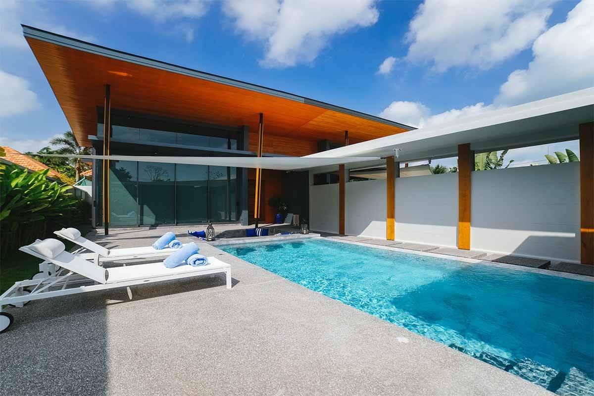 2 Bedroom Boutique Duplex Pool Villa for Sale in Rawai, Phuket