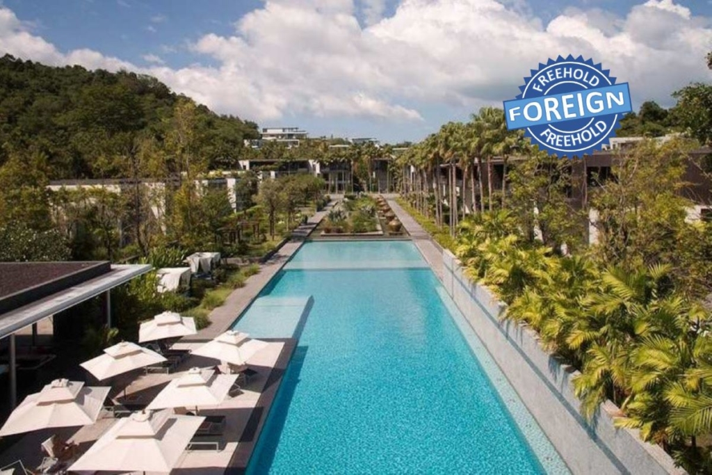 3 Bedroom Foreign Freehold Condo for Sale in Yamu, Phuket