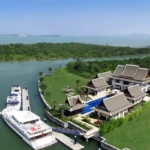 The Grand Villa Royal Phuket Marina 5 Bedroom Waterfront Luxury Pool Villa for sale in Koh Kaew Phuket