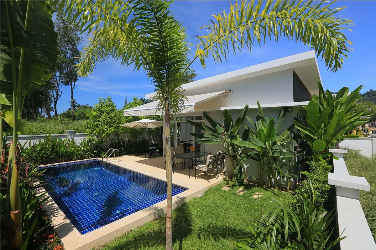 The Greens 2 Bedroom Pool Villa with Guaranteed Rental Returns for Sale in Rawai Phuket
