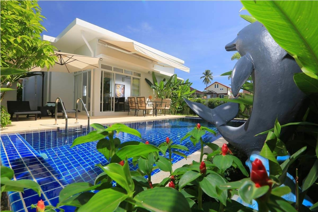 The Greens 3 Bedroom Pool Villa for Sale in Rawai Phuket