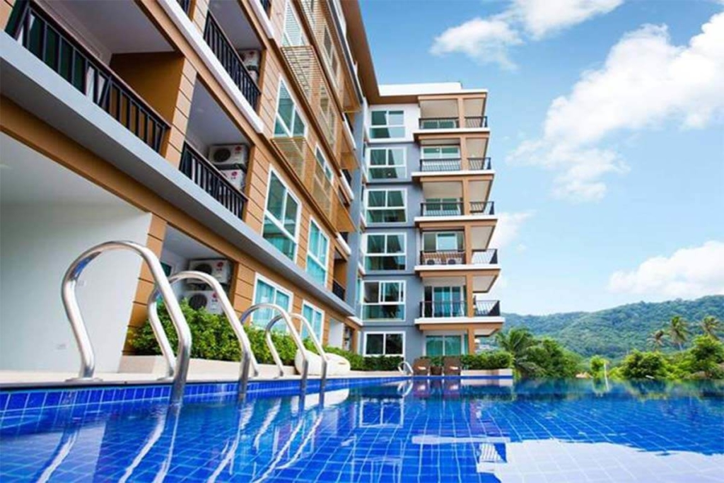 The Jasmine 1 Bedroom Condo for Rent in Nai Harn Phuket