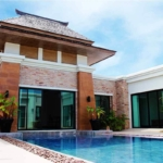 Layan Tara 3 Bedroom Pool Villa for Sale near Layan Beach and Laguna Complex in Phuket
