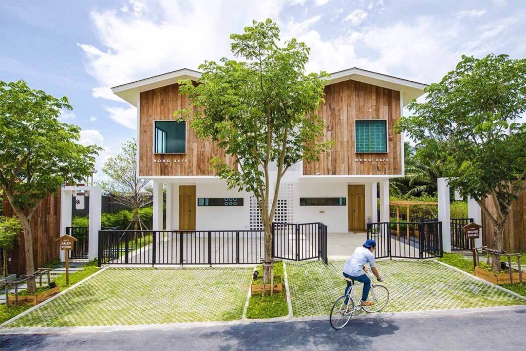 Mono Loft 2 Bedroom Townhouse for Sale near Palai Beach Phuket
