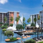 Phuket Waterworld Studio Sea View Condo in Bang Tao Beach Phuket