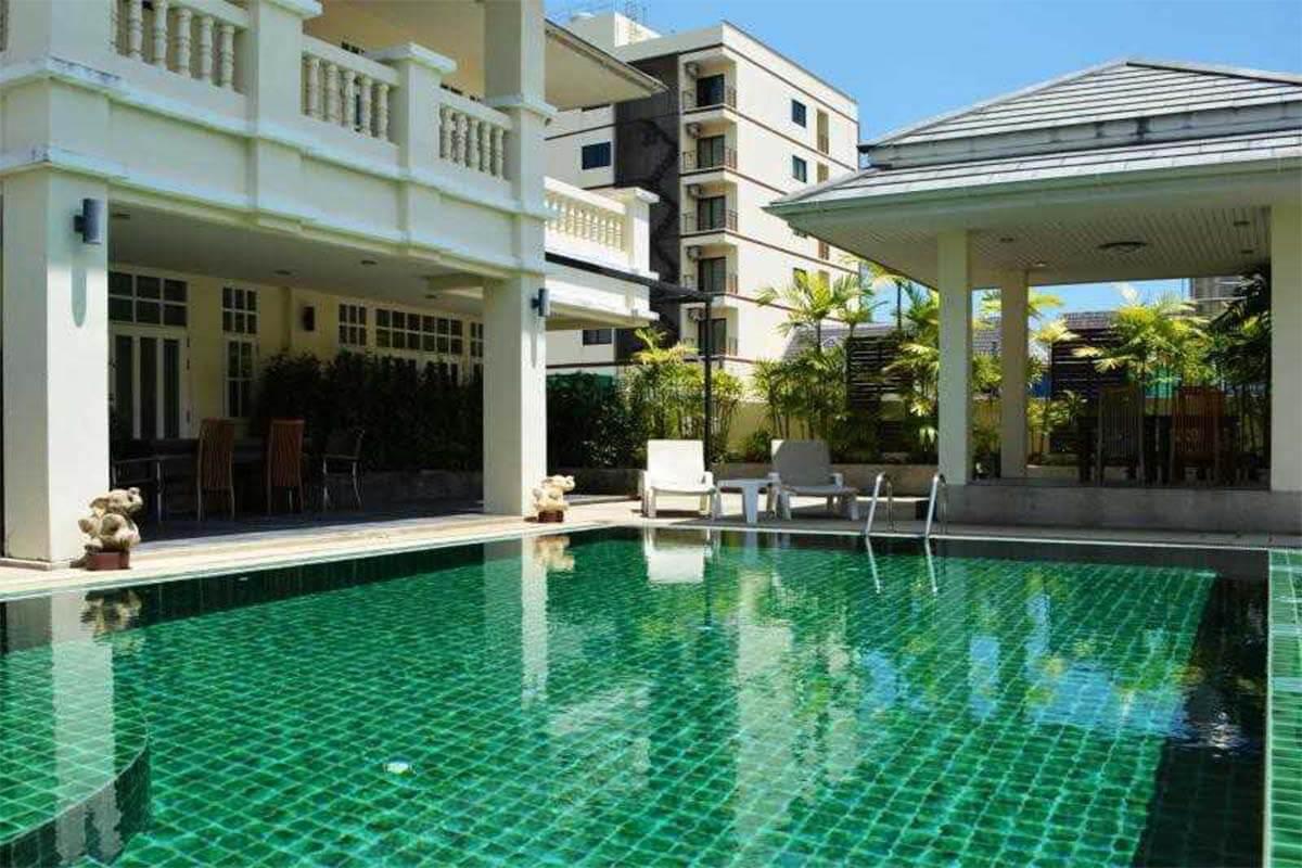 Patong Bay Residence 1 Bedroom Studio Condo for Rent Patong Phuket