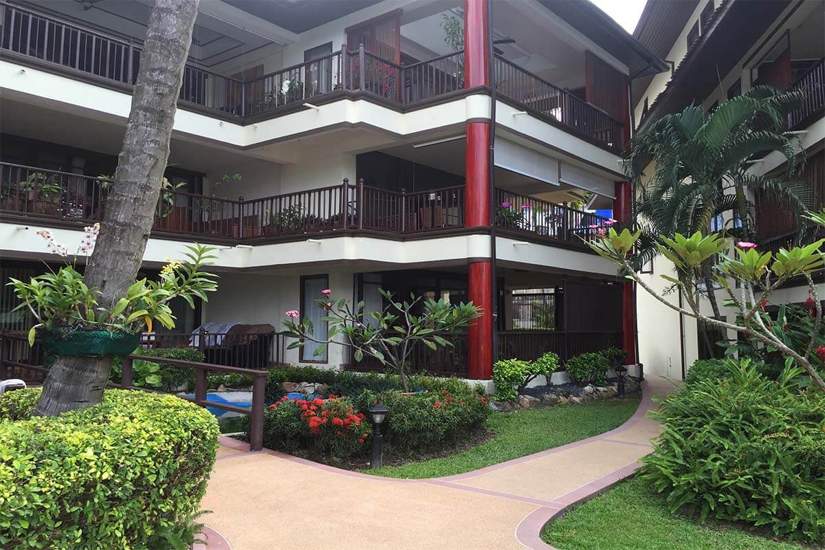 The Residence Kalim Bay 2 Bedroom Oceanfront Condo for Sale in Patong Phuket