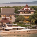 Royal Phuket Marina 5 Bedroom Waterfront Villa for Sale if Kohkaew, Phuket