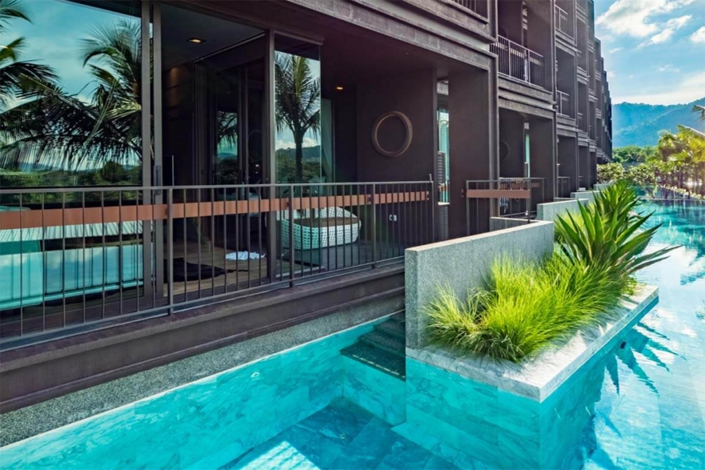 Saturdays 1 Bedroom Pool Access Condo for Rent in Rawai Phuket