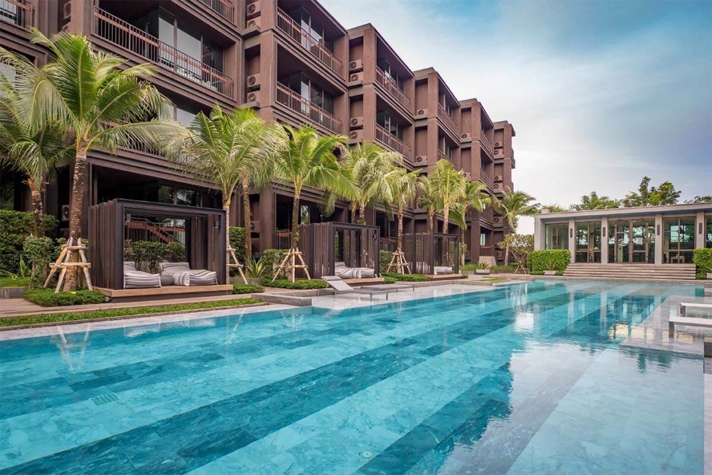 Saturday's 2 Bedroom Pool Access Condo for Rent in Rawai Phuket
