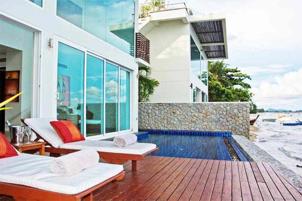 Serenity Resort & Residences 2 Bedroom Beachfront Villa for Sale in Rawai Phuket