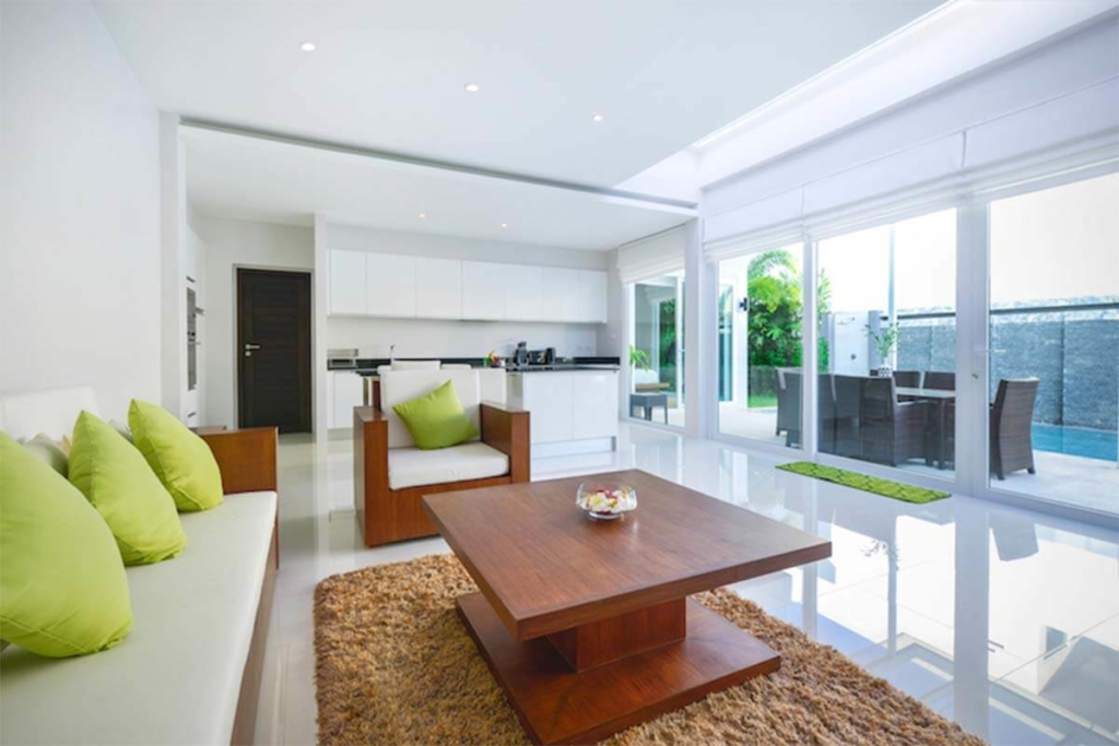 Skylight 3 Bedroom Pool Villa for Rent in Kamala Phuket