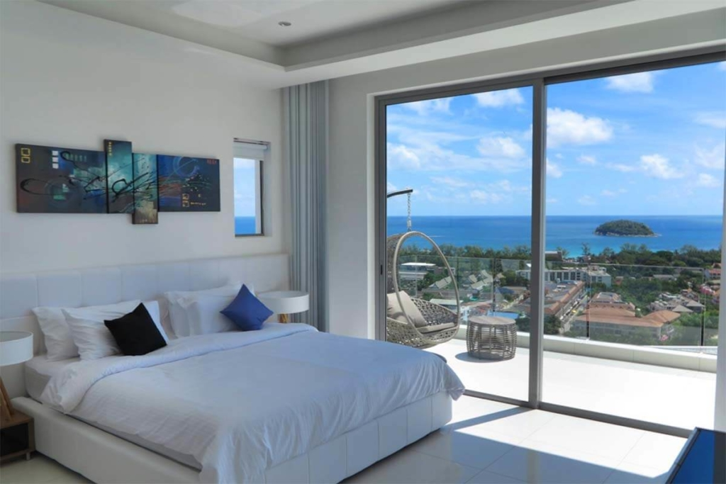 The View 2 Bedroom Sea View Condo for Sale in Karon Beach Phuket