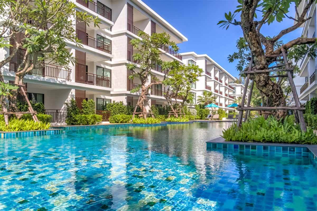 The Title 1 Bedroom Pool Access Condo for Rent in Rawai Beach Phuket
