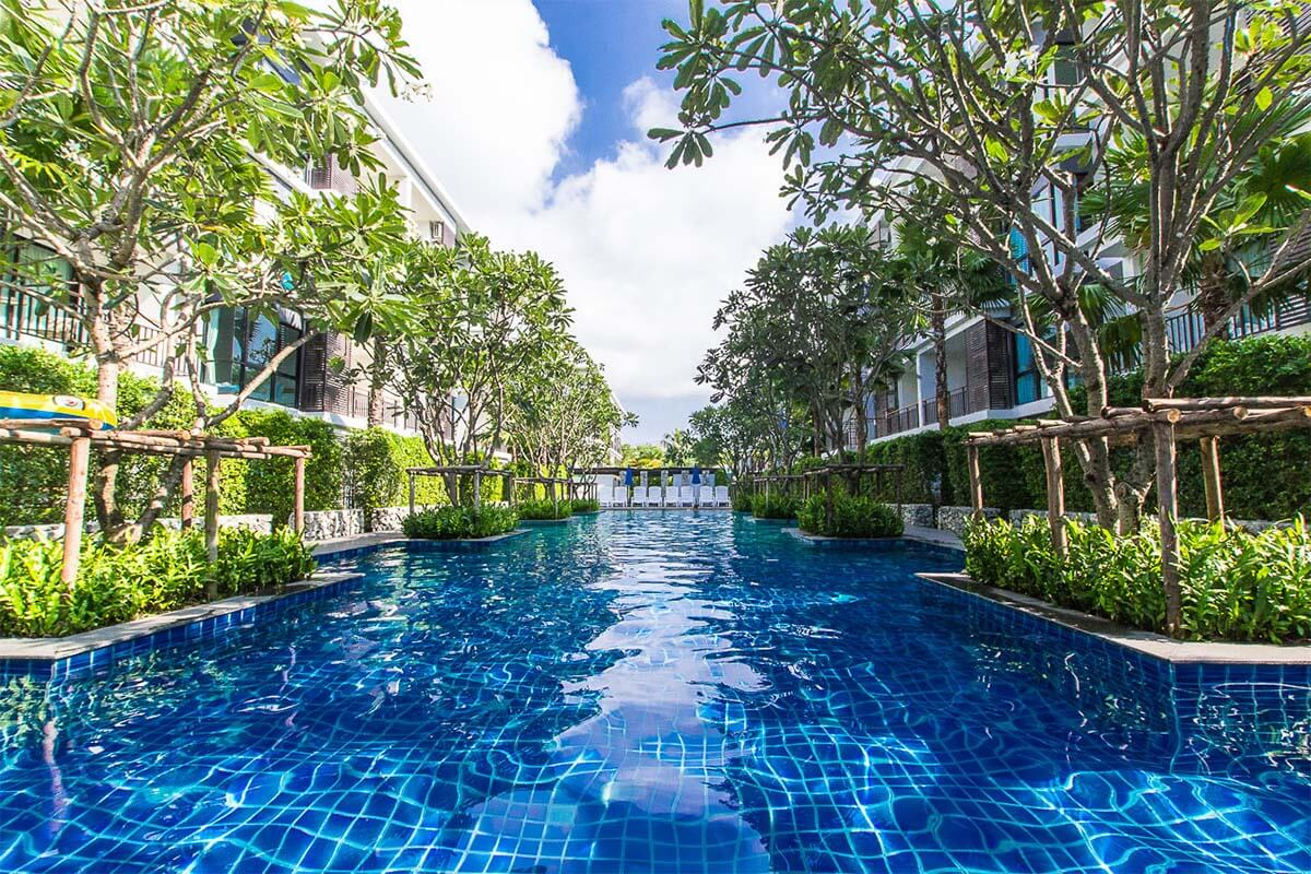 The Title 2 Bedroom Pool Access Condo for Rent in Rawai Beach Phuket