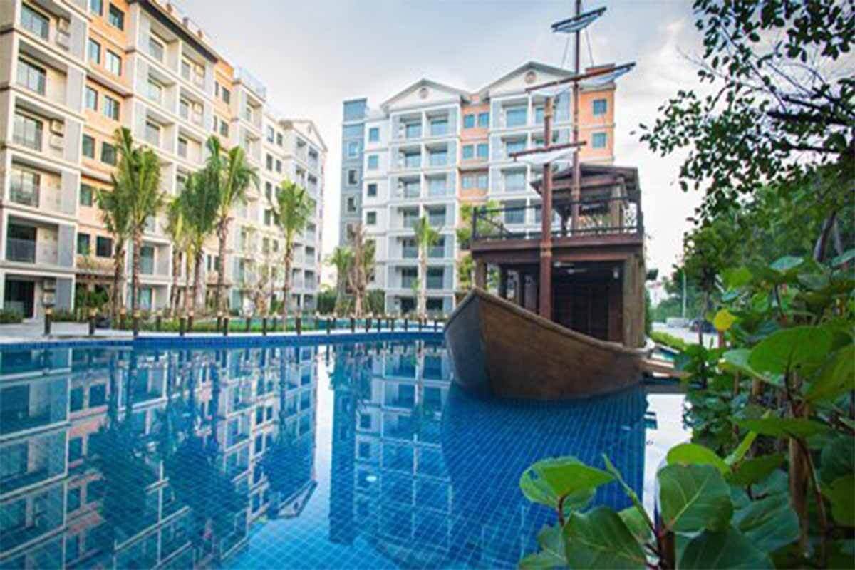 The Title Residences 2 Bedroom Sea View Condo for Sale in Naiyang Beach Phuket