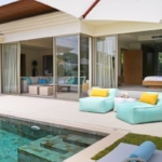 Trichada 2 Bedroom Pool Villas for Sale in Cherng Talay Phuket near Laguna Complex