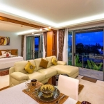 1 Bedroom Foreign Freehold Sea View Condo for Sale at The Tree Condominium near Rawai Beach, Phuket
