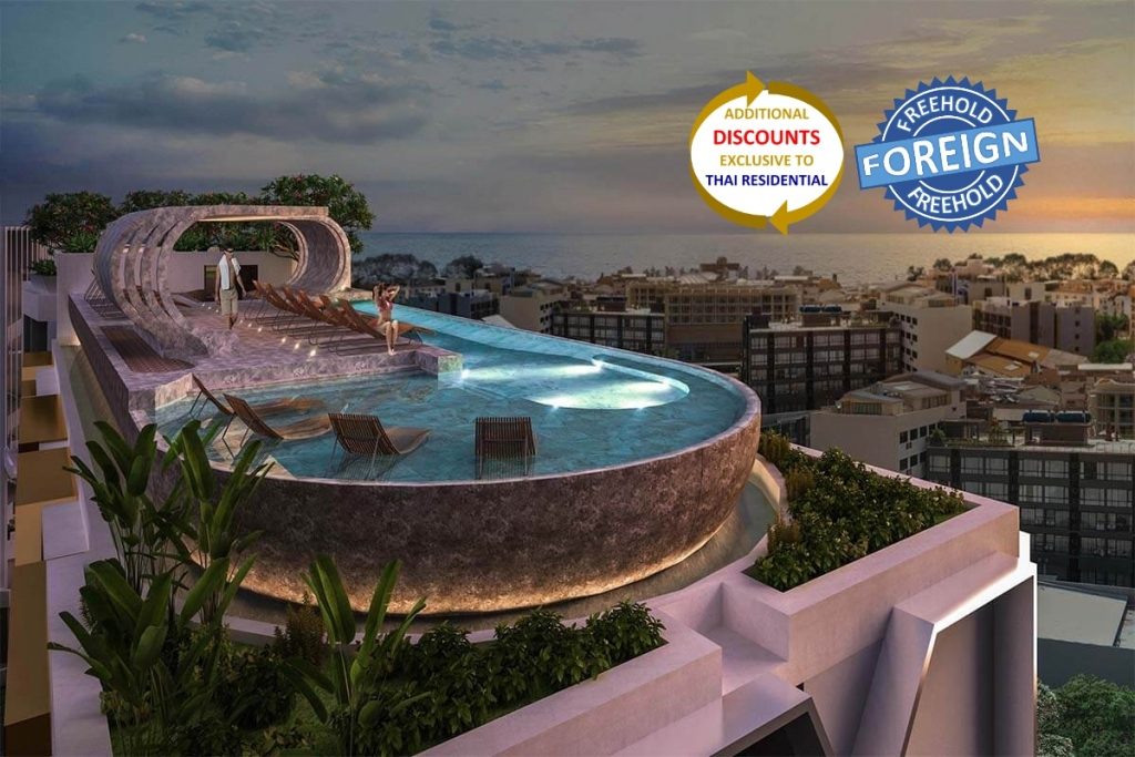 2 Bedroom Foreign Freehold Condo for Sale near Patong Beach, Phuket
