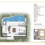 3 Bedroom Pool Villa for Sale near Kamala Beach, Phuket Floorplan