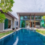 3 Bedroom Fully Furnished Pool Villa for Sale near Blue Tree in Cherng Talay, Phuket