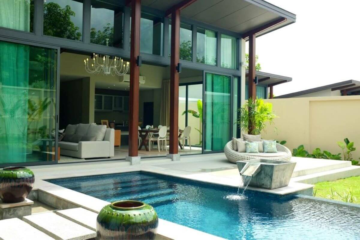 3 Bedroom Fully Furnished Pool Villa for Sale in Cherng Talay, Phuket
