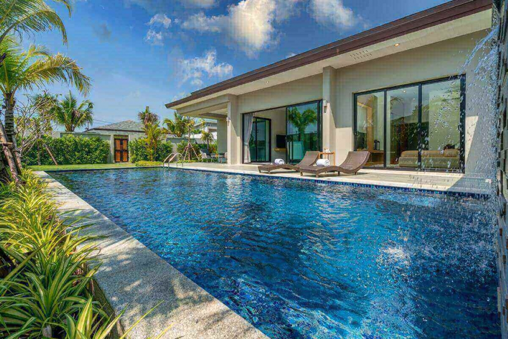 3 Bedroom Ready to Move in Pool Villa for Sale in Layan, Phuket