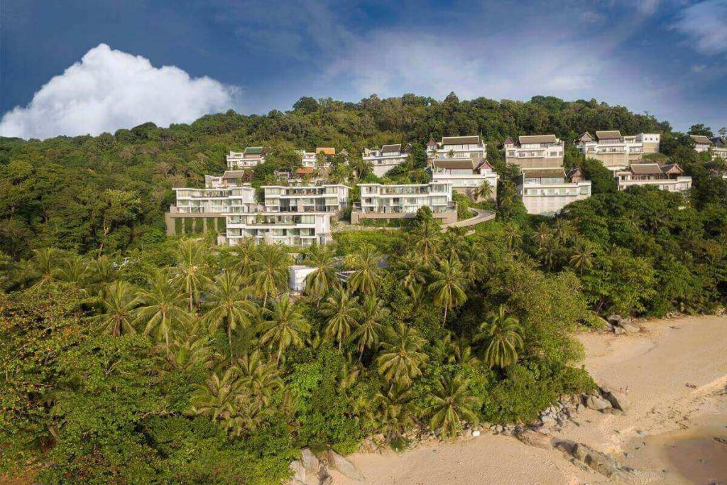 4 Bedroom Sea View Duplex Apartment Pool Villa for Sale at Malaiwana in Nai Thon Beach, Phuket